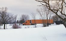 Winter Driving Tips for Truck Drivers- Schneider