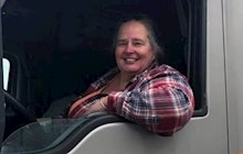Advice from Women Truck Drivers