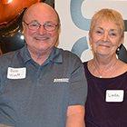 Bob and Linda Wyatt