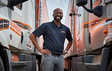 Careers in Transportation at Schneider