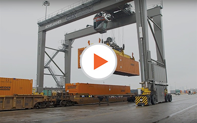 Intermodal Container