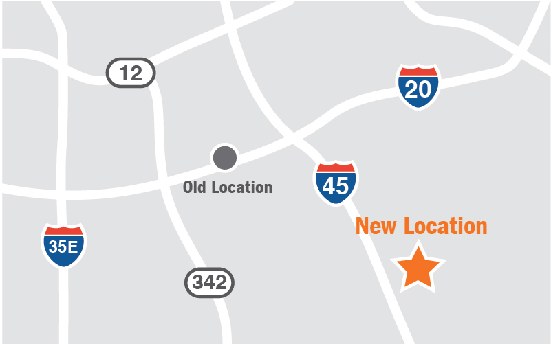 New Schneider Dallas facility location