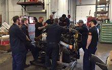 First 90 Days as a Schneider Diesel Mechanic