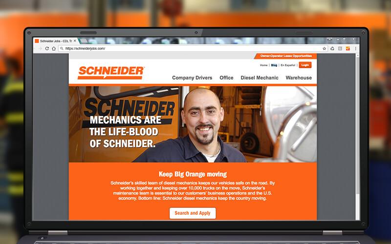 Diesel Mechanic SchneiderJobs.com Updates