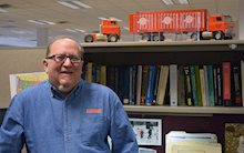 Schneider Engineering Leader Bob Gremley