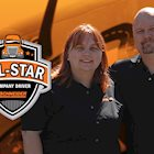 Bob and Susan Tyler are Schneider All-Stars.