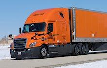Freightliner Cascadia P4