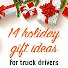 Holiday gift ideas list