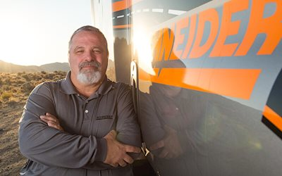 Learn all about being a Regional truck driver at Schneider.
