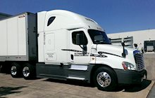 Schneider Dedicated Truck