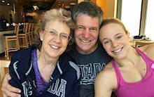 Schneider Driver's Daughter Diving
