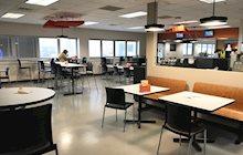 Remodeled Schneider Gary Facility Cafeteria