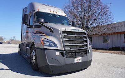 Schneider 2020 truck spec