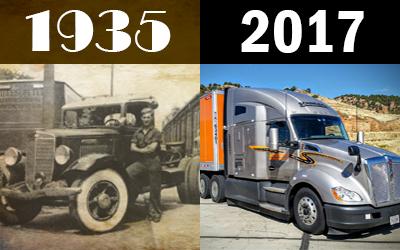 Schneider Trucks