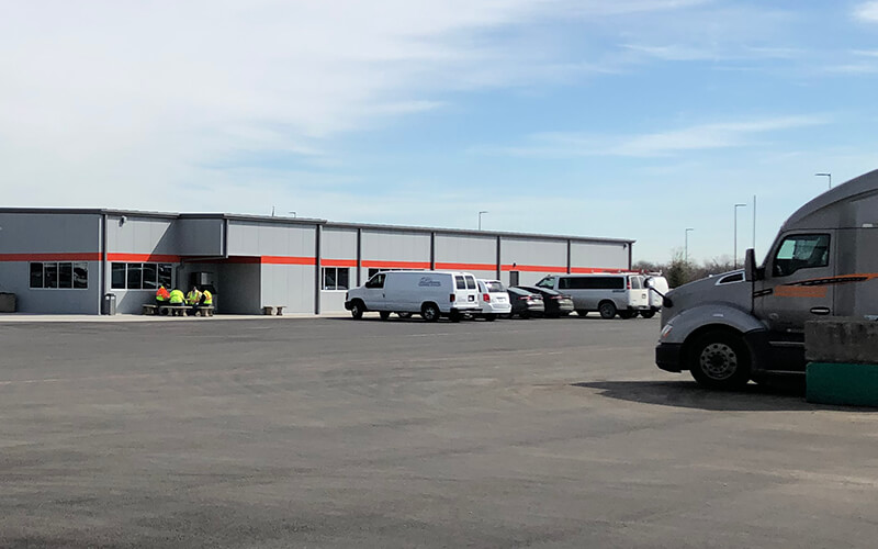 New Schneider Dallas facility photo