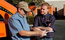 Schneider Truck Driver Skill