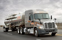 Tanker Bulk Truck