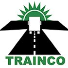 Trainco Truck Driving School Logo
