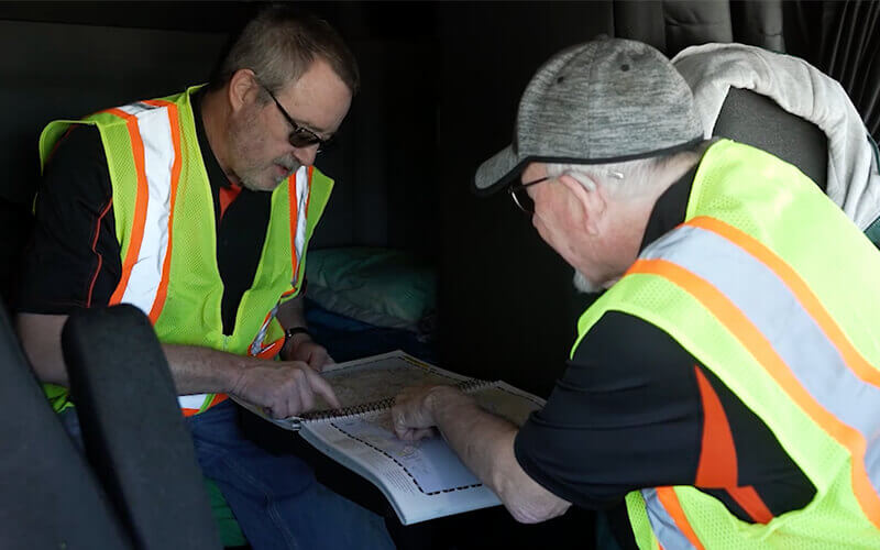 8 truck driver trip planning tips