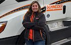 Influential Women in Trucking Industry: Kris Maczollek