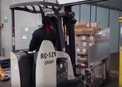 Entry-Level Warehouse