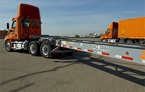 Schneider Completes Company-Owned Intermodal Chassis Network Implementation