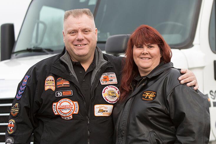 Schneider Dedicated Team Truck Driving Jobs