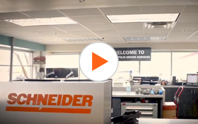 A tour of Schneider's Indianapolis facility