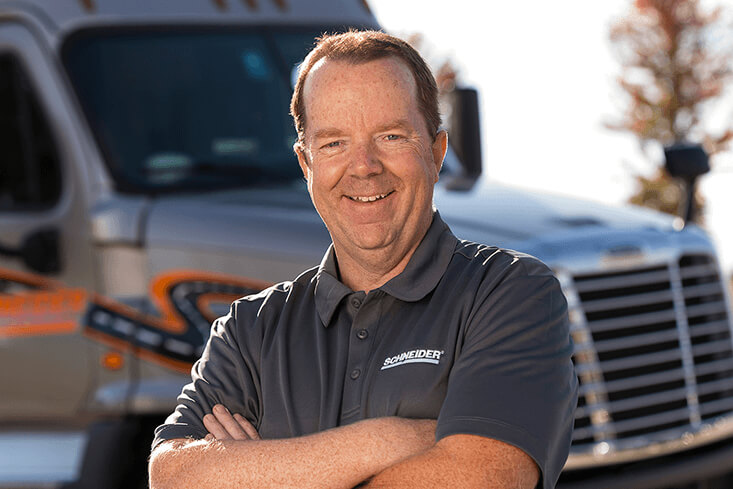 Schneider Solo OTR Truck Driving Jobs