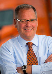 Schneider CEO Mark Rourke