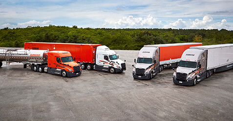 Why drive for Schneider