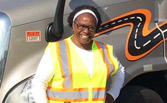 Darleen - Women in Trucking