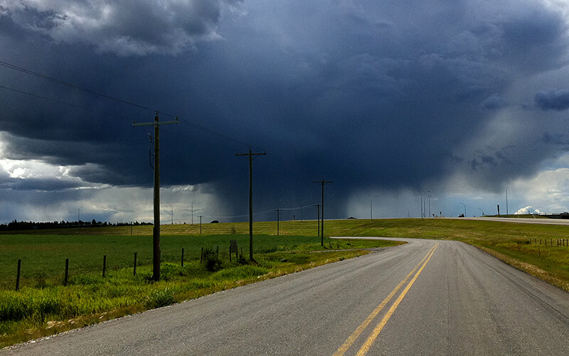 Tornado Driving Safety Tips for Truck Drivers