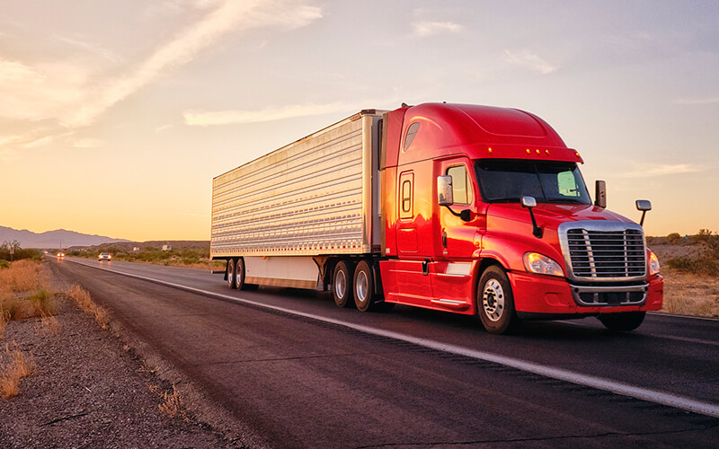Typically, owner-operators get paid by percent revenue of the load or by the mile.
