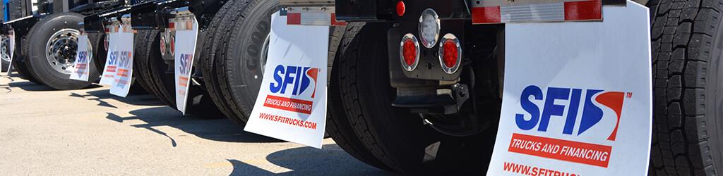 SFI Trucks and Financing FAQs