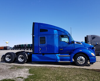 2020 Kenworth T680 Leasing