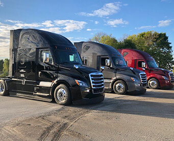 2021 Freightliner Cascadia Leasing