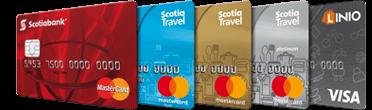 Tarjetas de Crédito Scotiabank