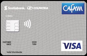 tarjeta de credito colpatria cafam