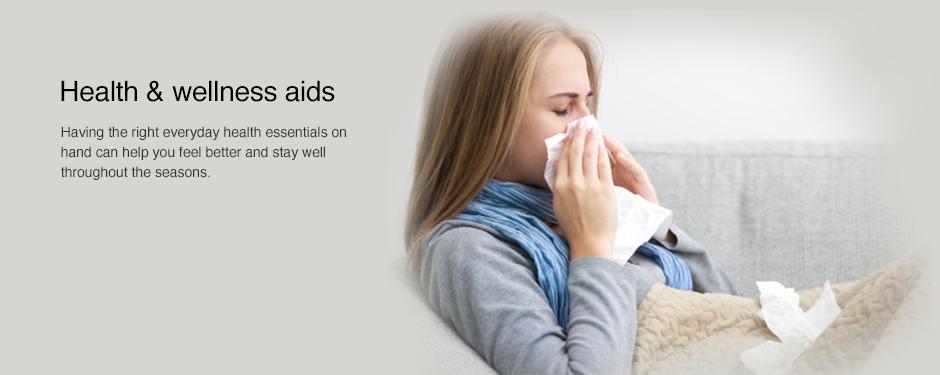Health & wellness aids