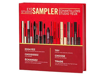 Beauty Boutique Eye Studio Sampler