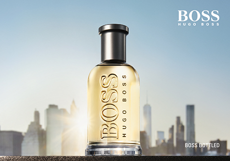 Embrace the Holiday season with Boss Bottled