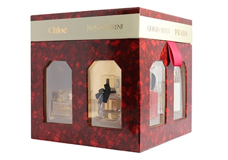 Fragrance Mini Coffret & Certificate for Her