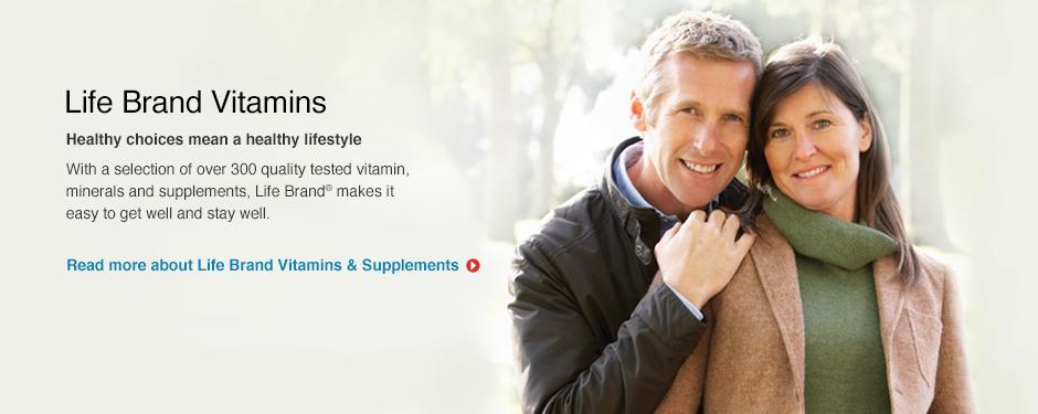 Life Brand Vitamins