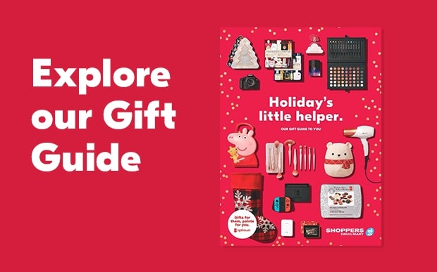 Explore our Gift Guide
