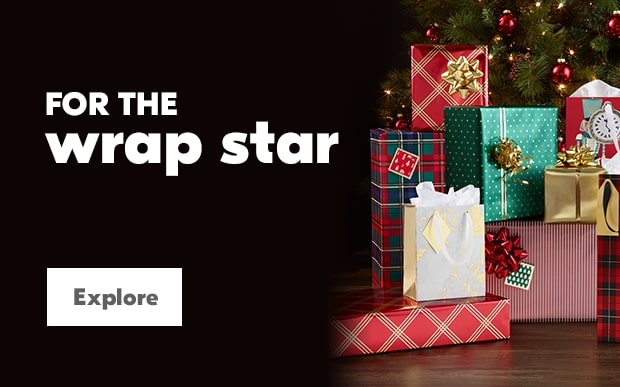 For the wrap star