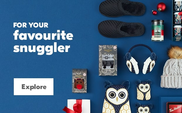 For your favourite snuggler