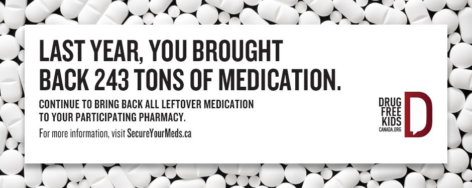 Keep your medications in the right hands