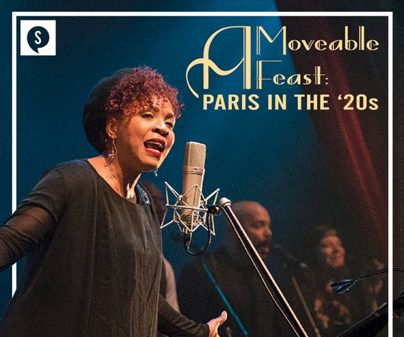 A MOVEABLE FEAST: PARIS IN THE '20s CONCERT RECORDING