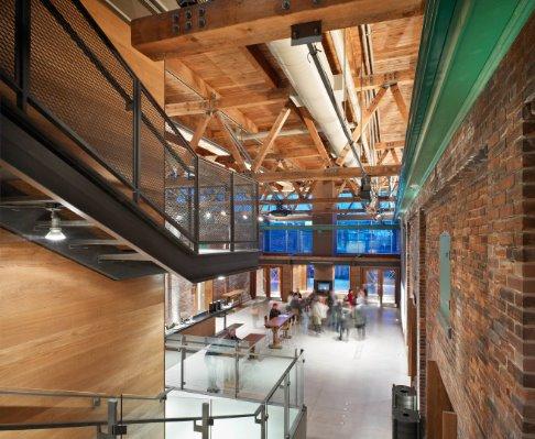 Young Centre Atrium